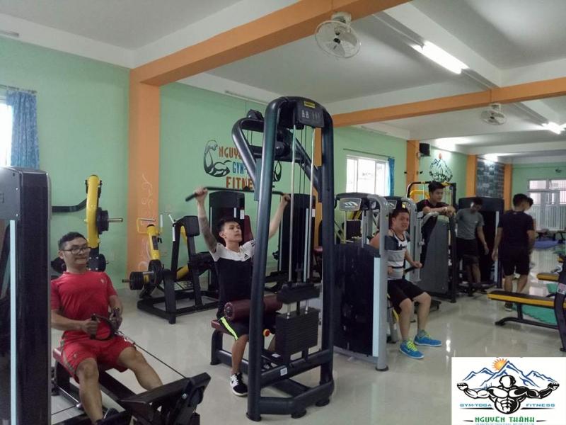 CLB Gym - Yoga - Fitness Nguyên Thành