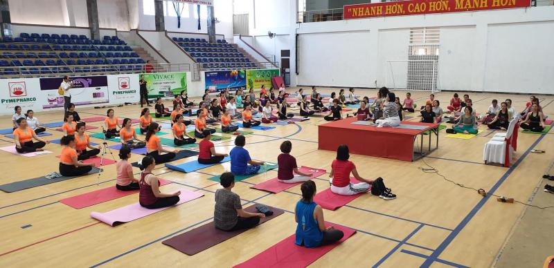 CLB Hatha Yoga Phú Yên