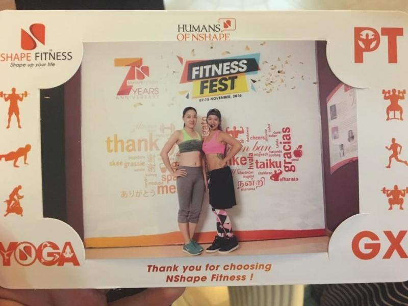 CLB Nshape fitness Hàm Long