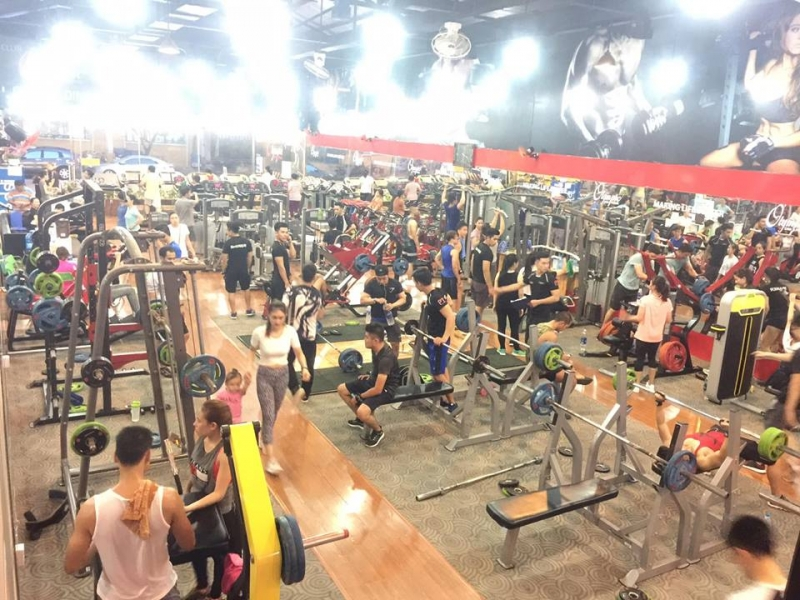 CLB Olympic GYM & Fitness