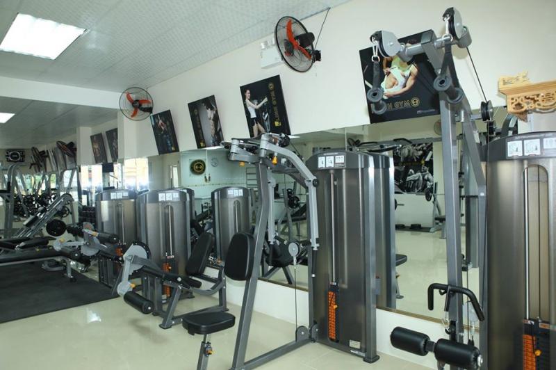 CLB Thể Hình Linh Gym