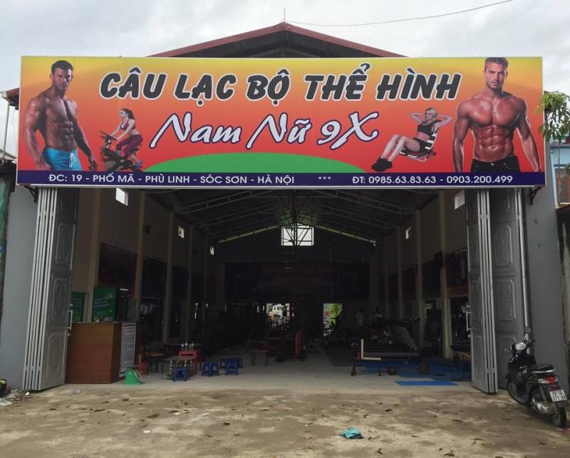 CLB Thể Hình phòng tập GYM 9X Sóc Sơn