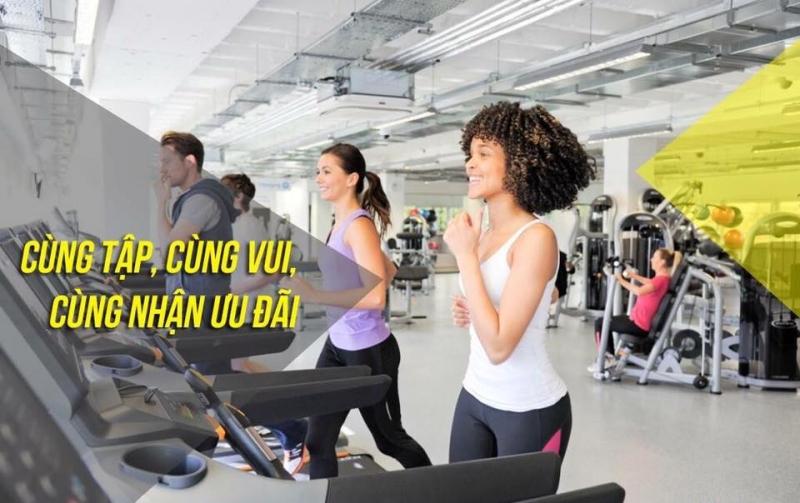 CLB Thể hình Smart Gym Việt Hưng