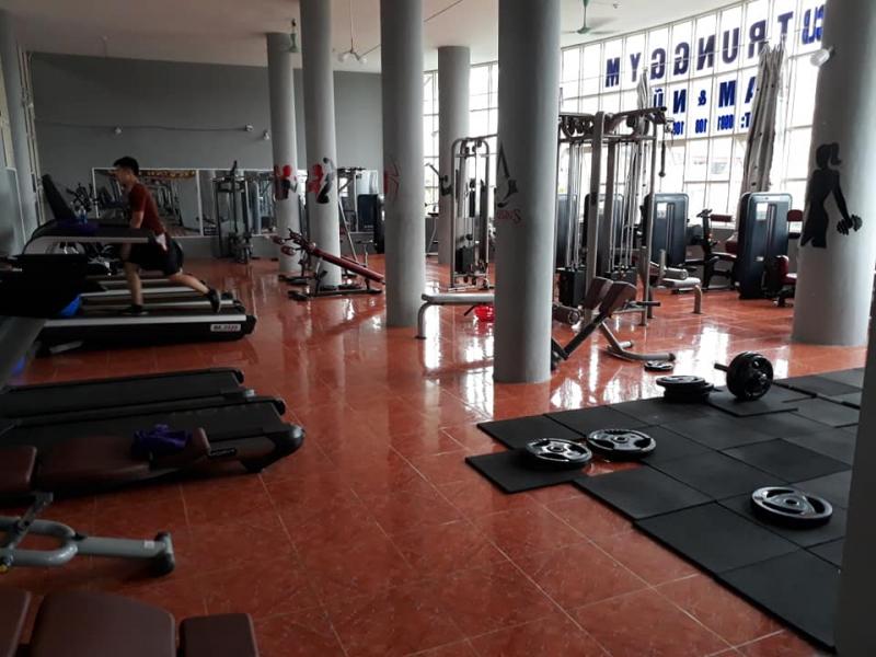 Clb Trung Gym