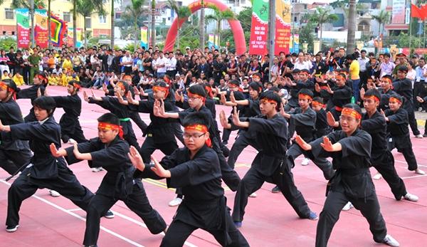 CLB võ thuật Bằng Long Hải