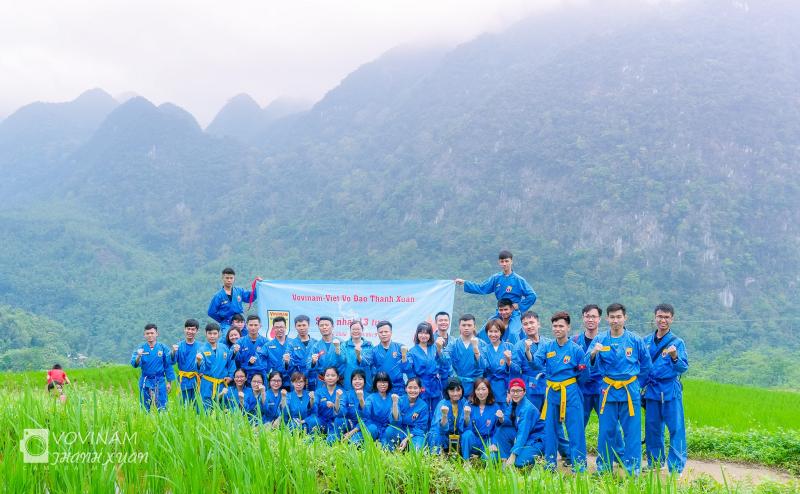 CLB Vovinam Thanh Xuân