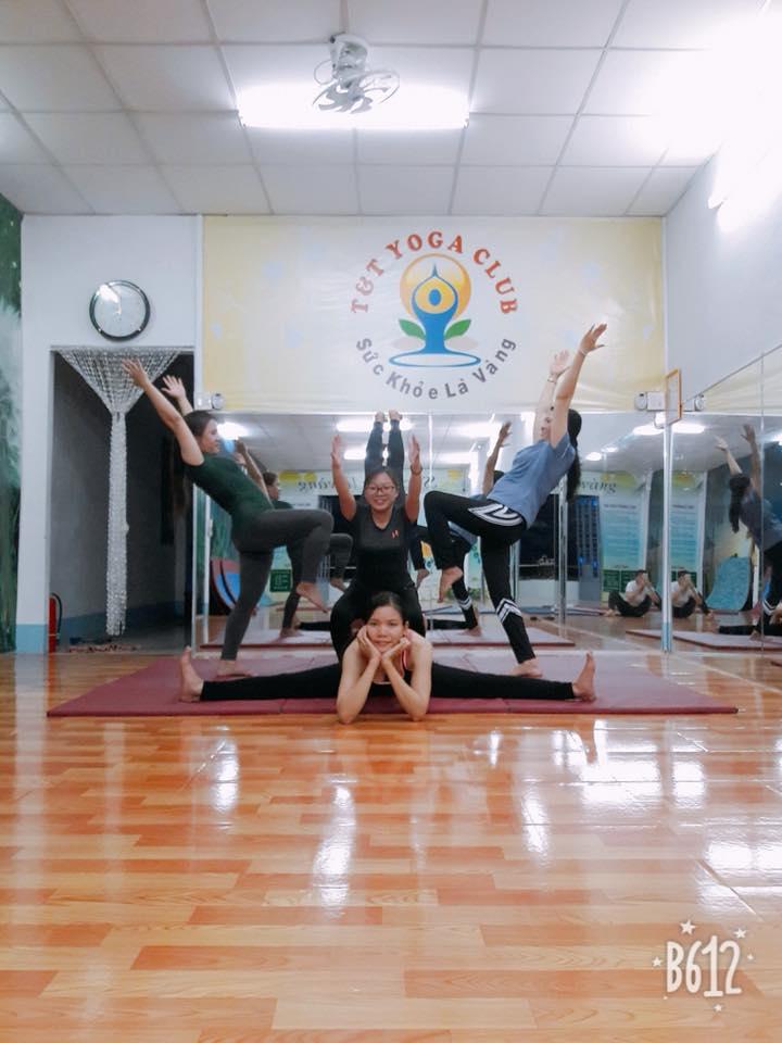CLB Yoga Long Xuyên