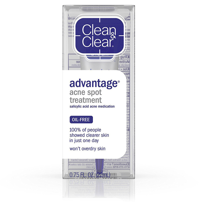 Clean & Clear Advantage Mark