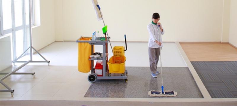 Dịch vụ vệ sinh đạt tiêu chuẩn ISO 9001 - 2000