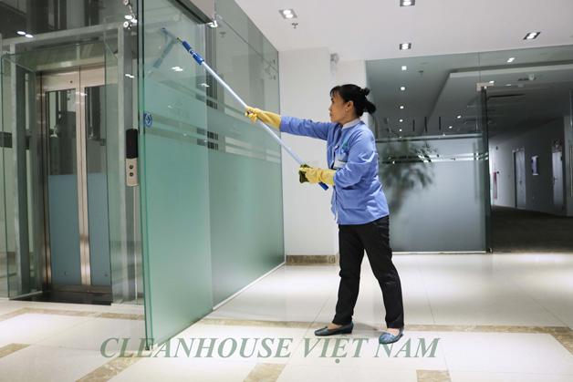 Dịch vụ dọn dẹp Cleanhouse
