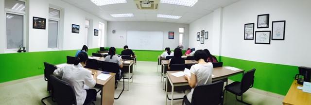 Lớp học Trung tâm