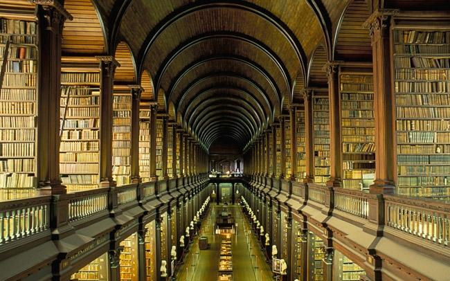 Thư viện Quốc gia Ireland.