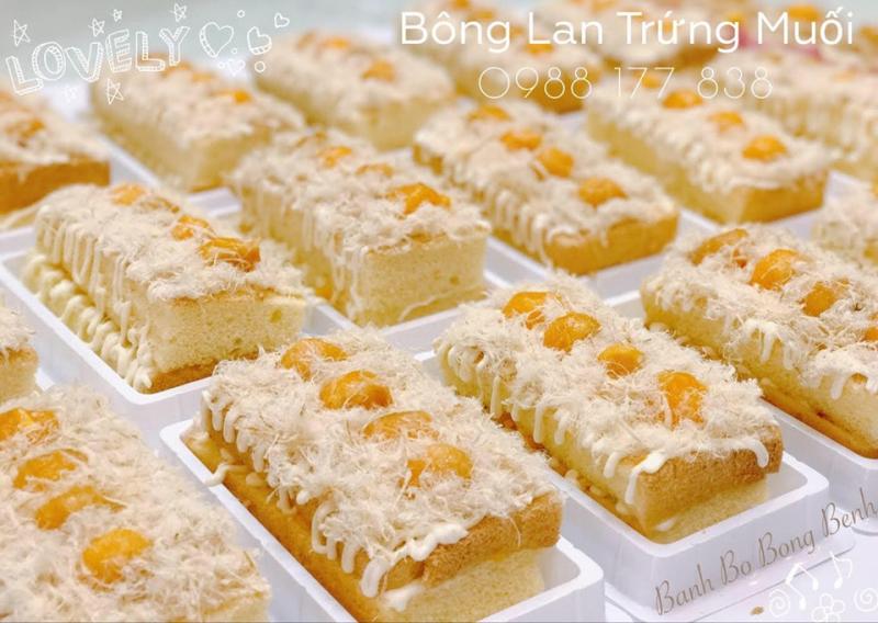 Bánh Bơ Bồng Bềnh