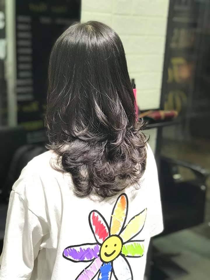 Các mẫu tóc xinh
