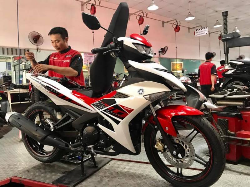 Yamaha Khương Huê