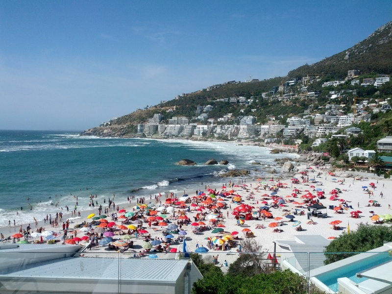Clifton Beach:
