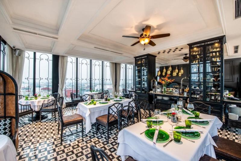 Cloud Nine Restaurant
