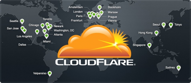 CloudFlare.