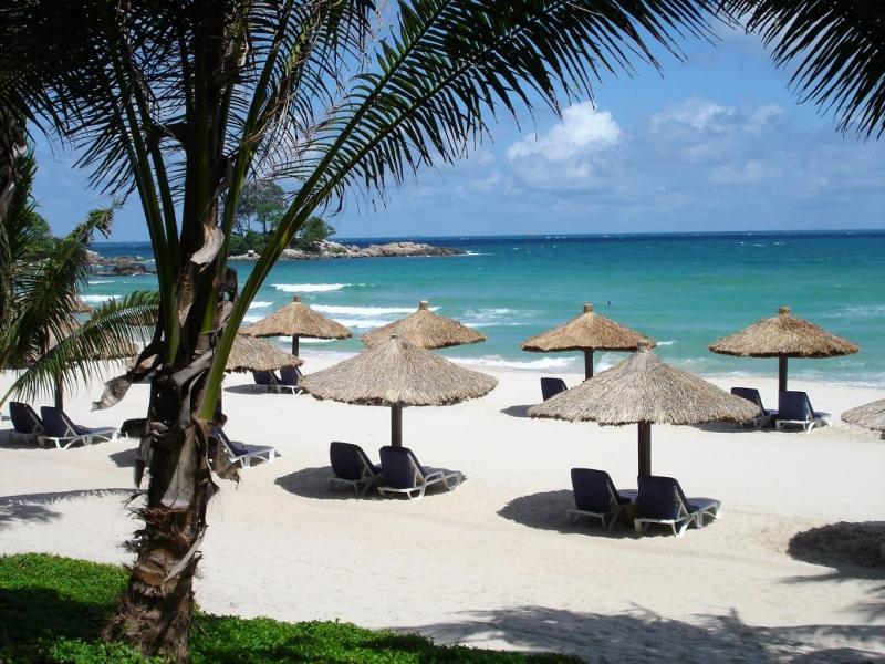 Resort tọa lạc trên đảo Bintan, Indonesia