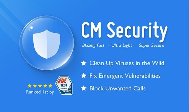 CM Security cung cấp cho người sử dụng những chức năng tuyệt vời