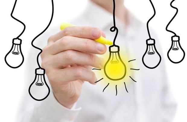 Có 5 ý tưởng mỗi ngày hoặc nhiều hơn nữa thế.