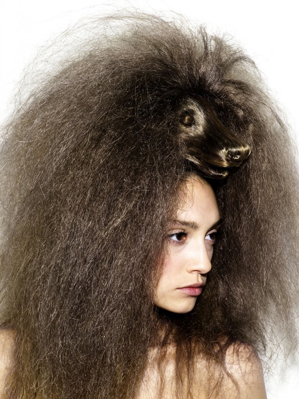 Mái tóc ấn tượng