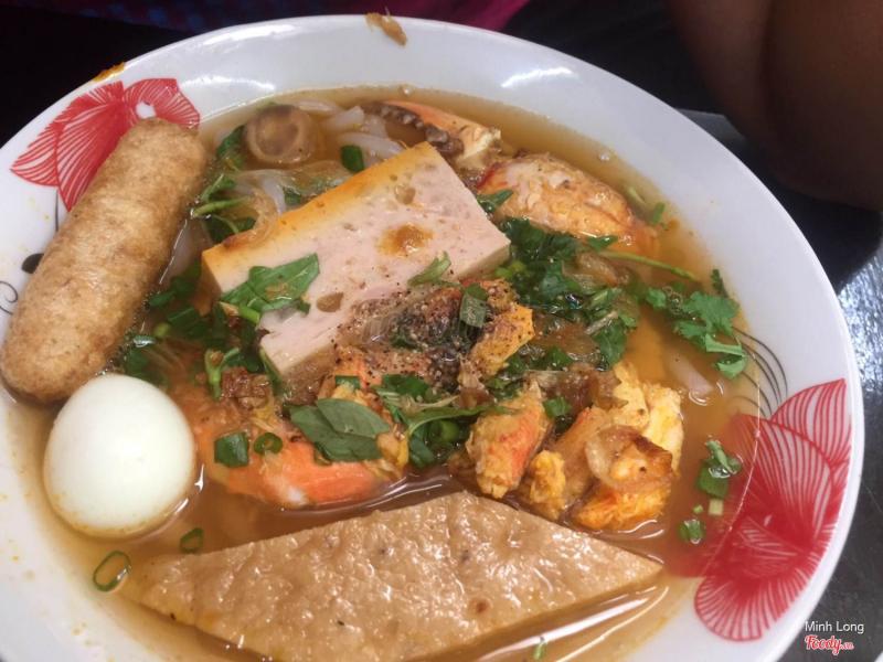 Cô Ba - Bánh Canh Cua - Nguyễn Văn Lạc