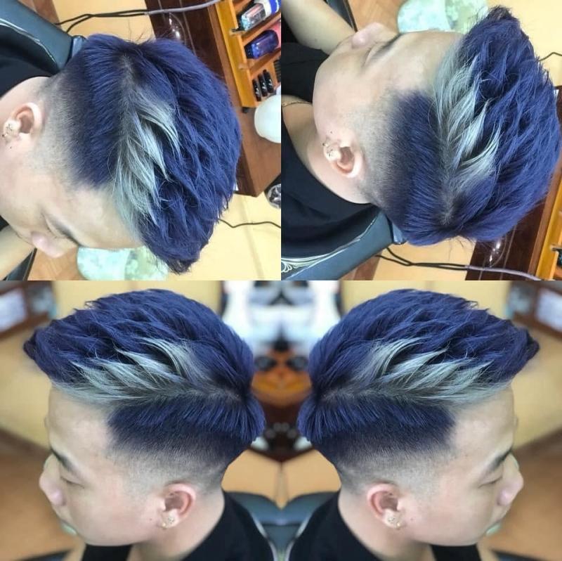 Cò Barber Shop-Cắt Tóc Nam