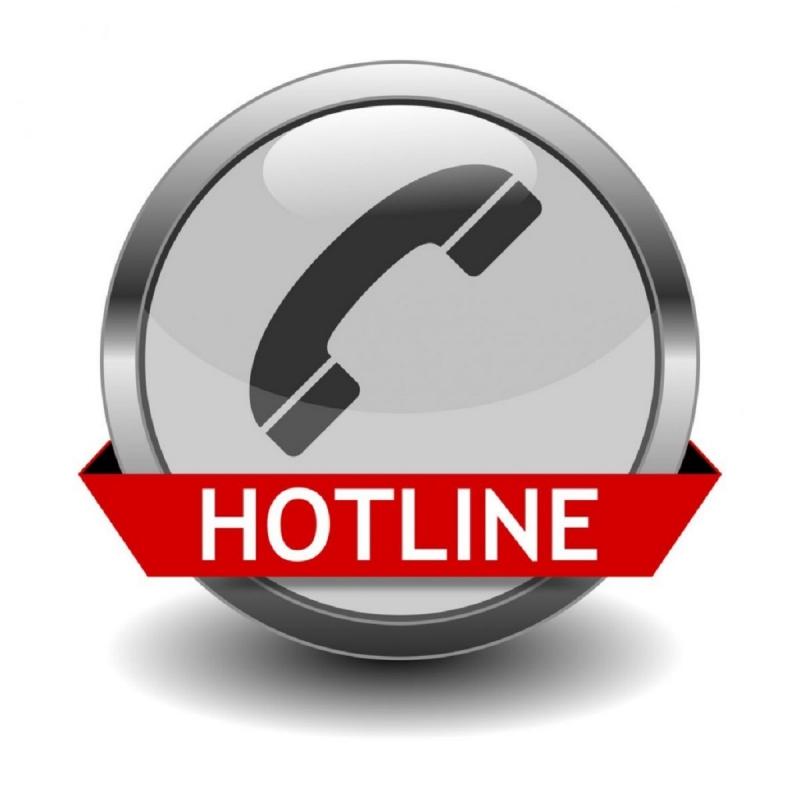 Biết được một vài số điện thoại khẩn để yêu cầu giúp đỡ kịp thời khi bão lũ xảy ra