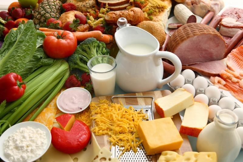 Chế độ ăn uống tốt (Nguồn: Internet)