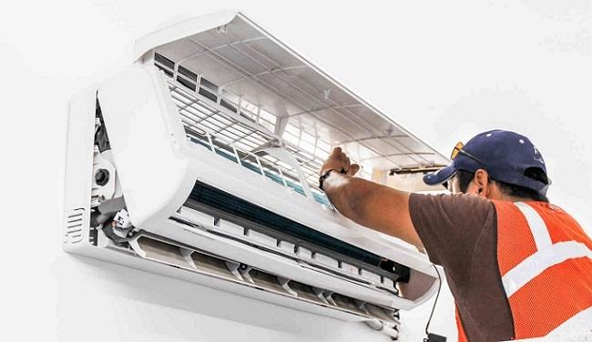 Dịch vụ vệ sinh máy lạnh của cơ điện lạnh Bảo An