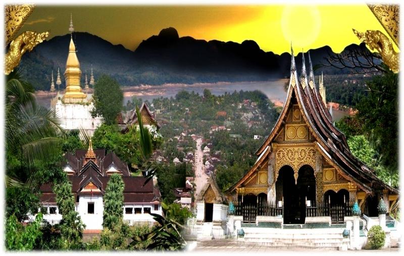 Cố đô Luang Prabang