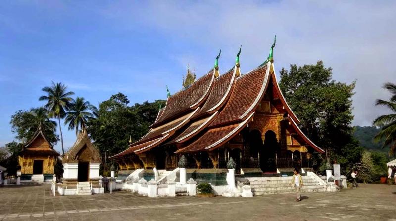 Nét cổ kính của cố đô Luang Prabang