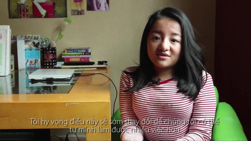 """Cô gái """"xương thủy tinh"""" Nguyễn Phương Anh"""