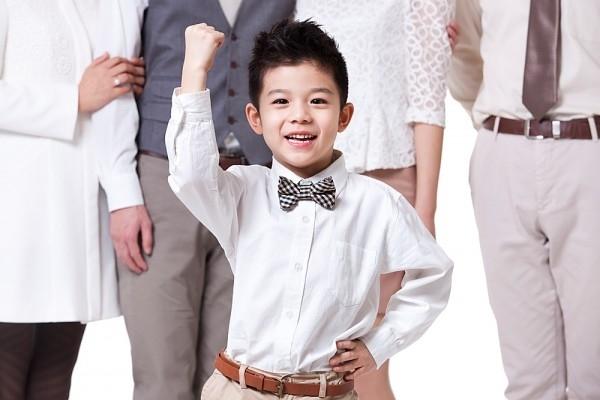 Trẻ có gu thời trang riêng