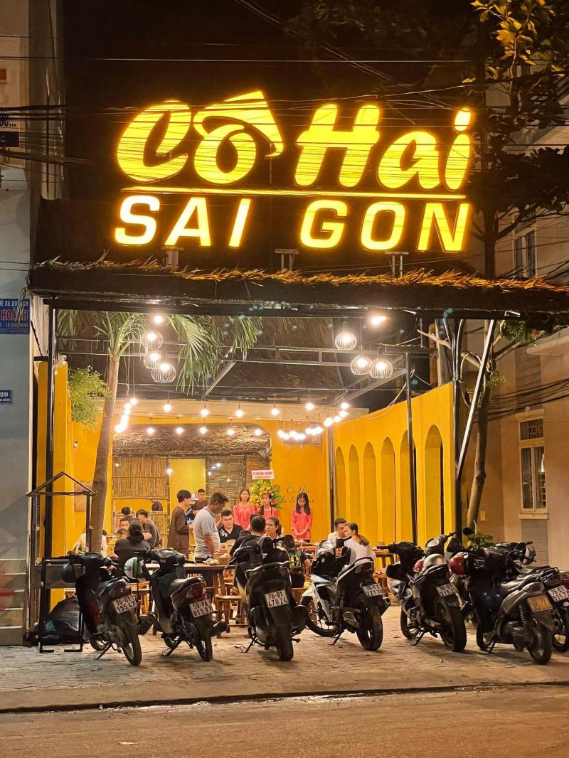 Cô Hai Sài Gòn