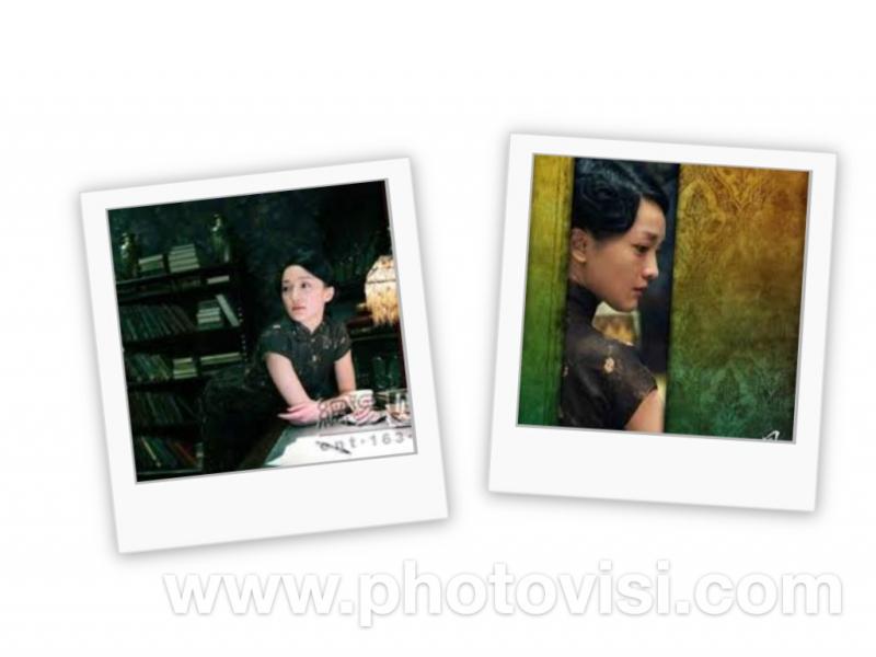 Hình ảnh Châu Tấn trong vai Cố Hiểu Mộng