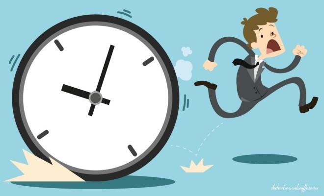 bạn thật sự bận hay chưa có cố gắng?