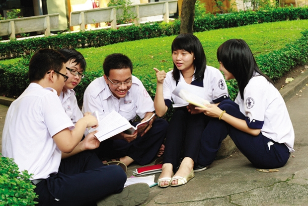 Cơ hội giúp đỡ lẫn nhau trong học tập, sinh hoạt
