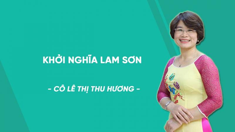 Lê Thị Thu Hương