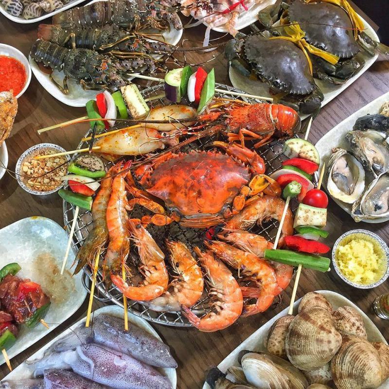 Cô Lô Nhuê - Buffet Lẩu Hải Sản