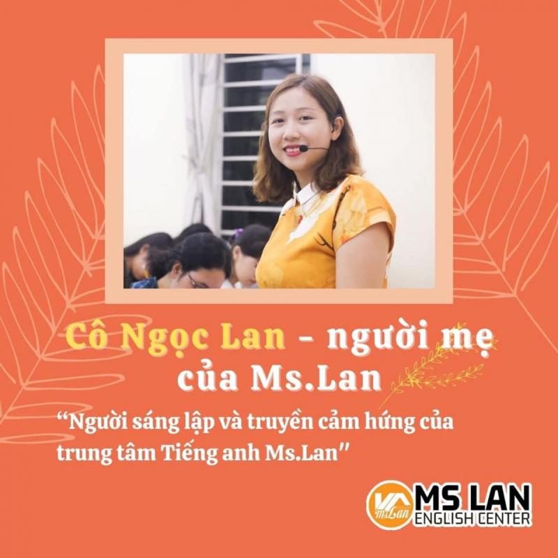 Cô Lưu Ngọc Lan