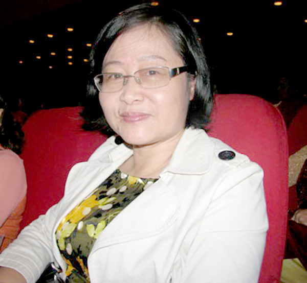 Cô Nguyễn Bích Hà