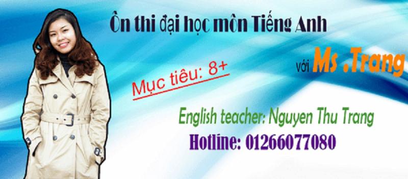 Cô Trang hiện đang là giảng viên tại Đại học Ngoại ngữ