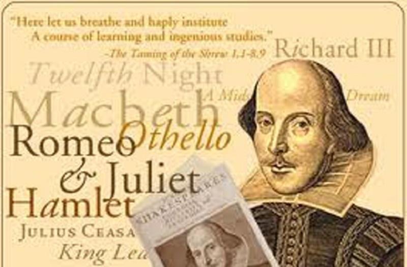 Có nhiều cách phát âm tên đệm của Shakespeare