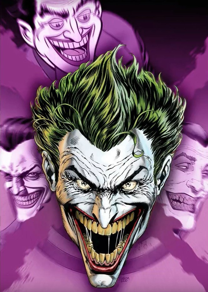 Có nhiều hơn một Joker