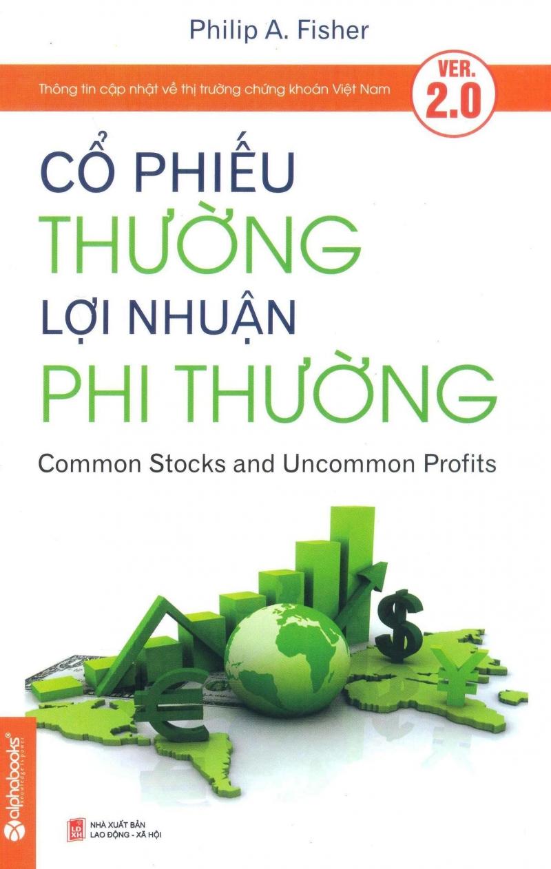 Cuốn sách Cổ phiếu thường lợi nhuận phi thường