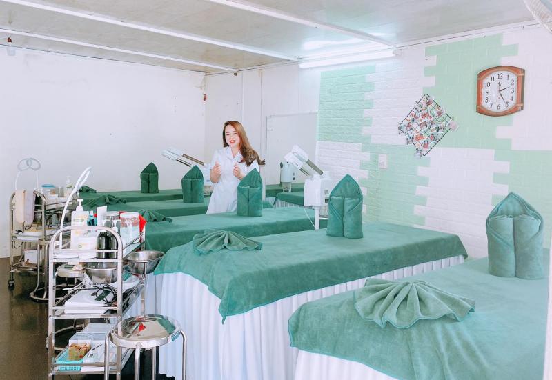 Cơ sở Đào Tạo Nghề Spa Clinic Thanh Phương