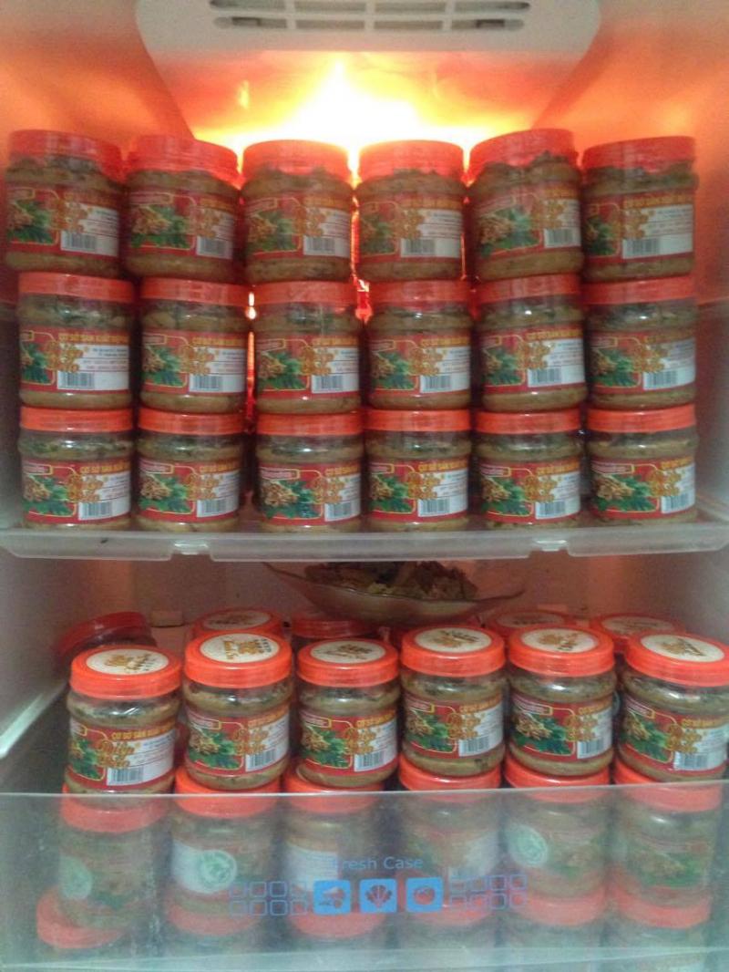 Cơ sở sản xuất thịt chua, cá thính Điệp Đào