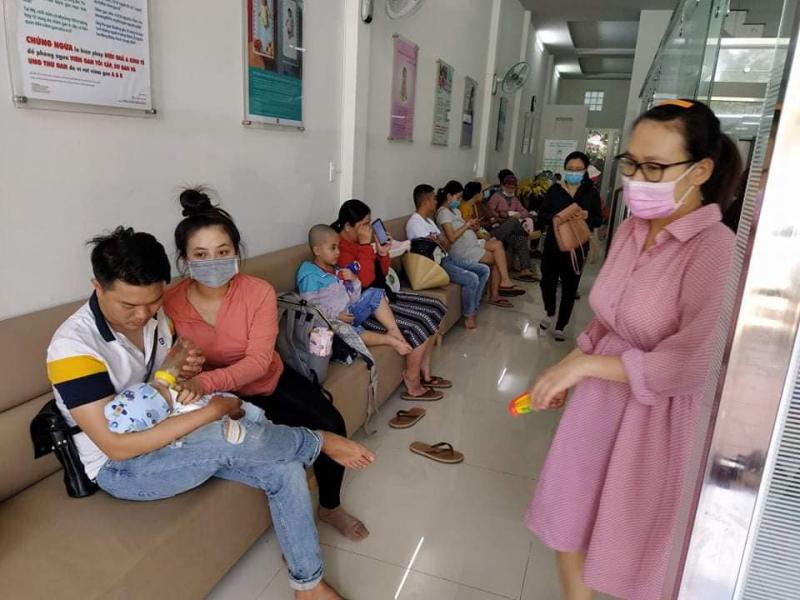 Cơ Sở Tiêm Chủng Pasteur - Phòng Khám Nội - Nhi